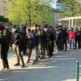 Policija u centru Beograda zatekla 66 ilegalnih migranata 15