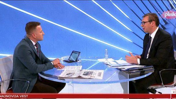 Vučić 41 sat u vestima 1