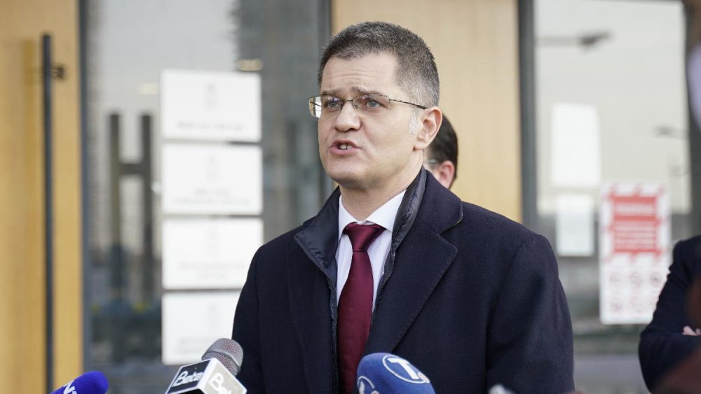 Delegacija NS u Predsedništvu, Jeremić kaže da im je Vučić pretio i vikao (VIDEO) 1