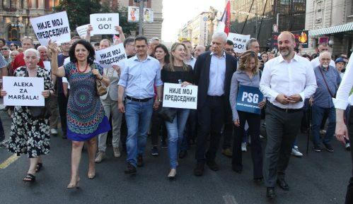 Rano je da opozicija izađe sa predsedničkim kandidatom 1
