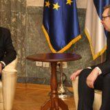 Vučić iz Brisela poručio da će se revakcinisati u Gadžinom Hanu 10