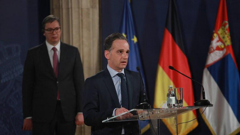 Teško do sporazuma o Kosovu pre kraja mandata Angele Merkel 1