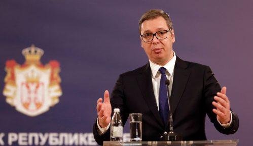 Vučić i Fabrici: Potrebno preduzeti korake za borbu protiv korupcije u Srbiji 8