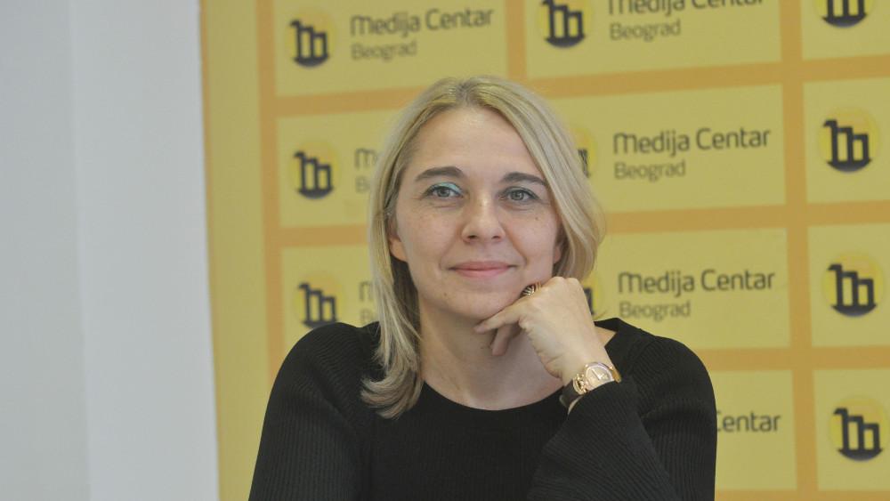 Galjina Ognjanov: Aleksandar Vučić je produkt marketinga 1
