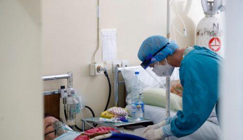 Stojanović: U zemunskoj bolnici trenutno 267 kovid pacijenata 11
