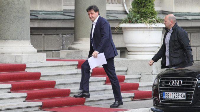 Gašić tužio KRIK, traži pola miliona dinara 4