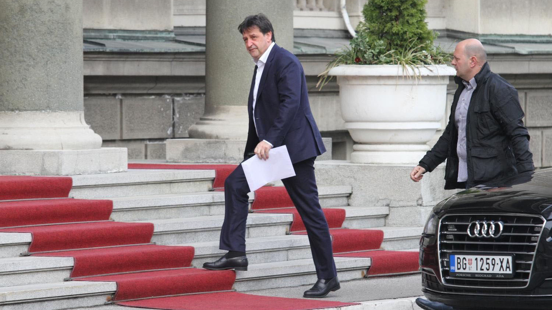 Gašić tužio KRIK, traži pola miliona dinara 1