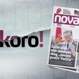 """Novine """"Nova"""" od 30. juna na kioscima 4"""
