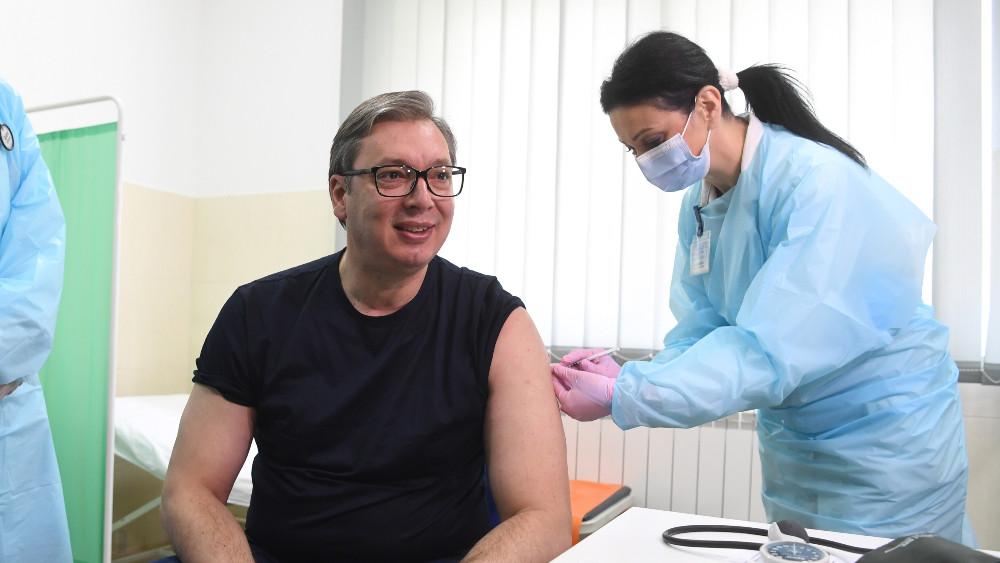 Kakav će biti efekat vakcinacije predsednika na neodlučne? 1