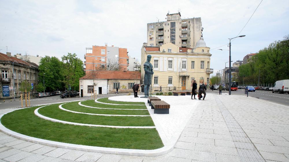Nepoznata cena spomenika despotu Stefanu Lazareviću 1