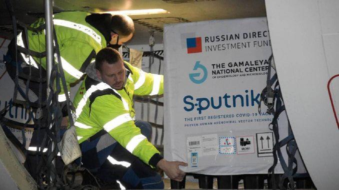 """""""Sputnjik V"""" stiže u Nemačku verovatno od juna 1"""