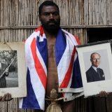 Princ Filip: Počasna paljba širom Velike Britanije i ritualni ples na ostrvu u Pacifiku 11