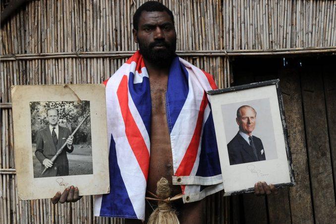 Princ Filip: Počasna paljba širom Velike Britanije i ritualni ples na ostrvu u Pacifiku 5