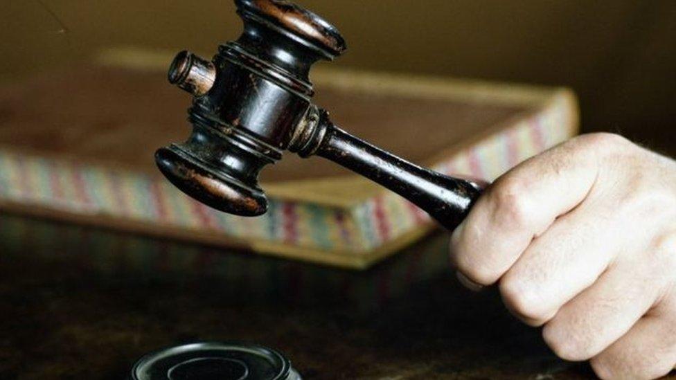 Sudijski čekić