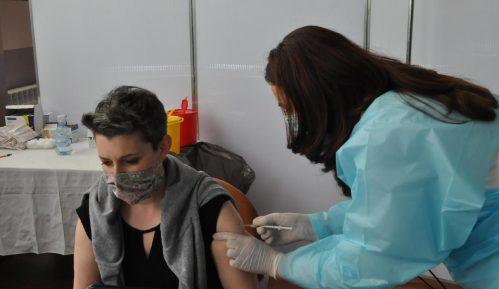 Vesić: Broj vakcinisanih punoletnih Beograđana danas će preći 550.000 1