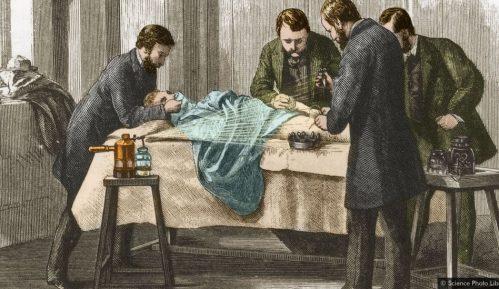 Epidemije, bolesti i higijena: Hirurzi koji su prvi očistili prljave bolnice 7