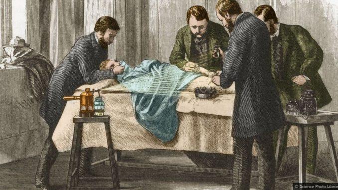 Epidemije, bolesti i higijena: Hirurzi koji su prvi očistili prljave bolnice 3