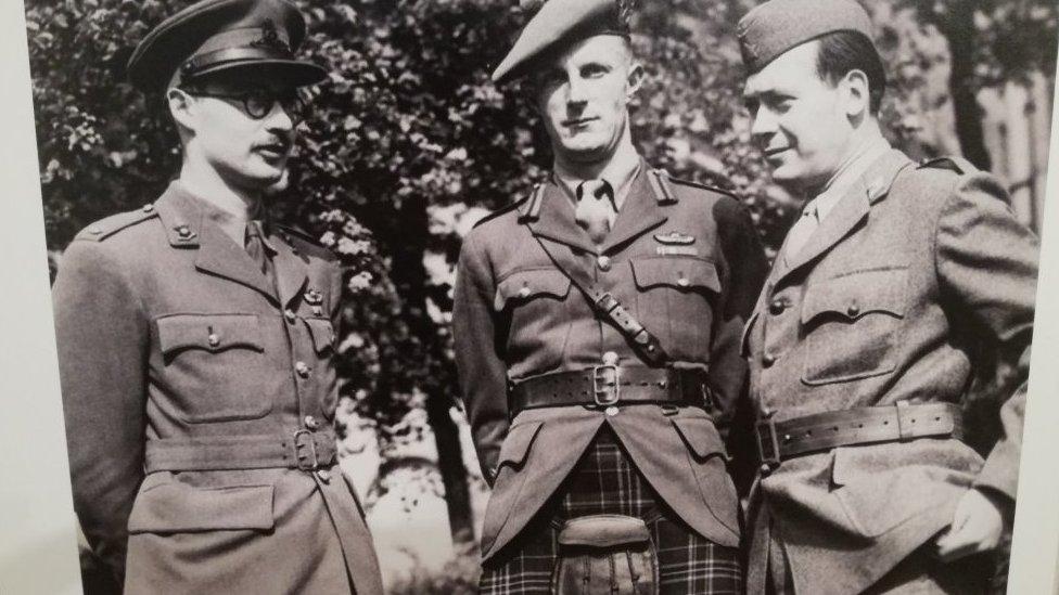 Britanci, Drugi svetski rat