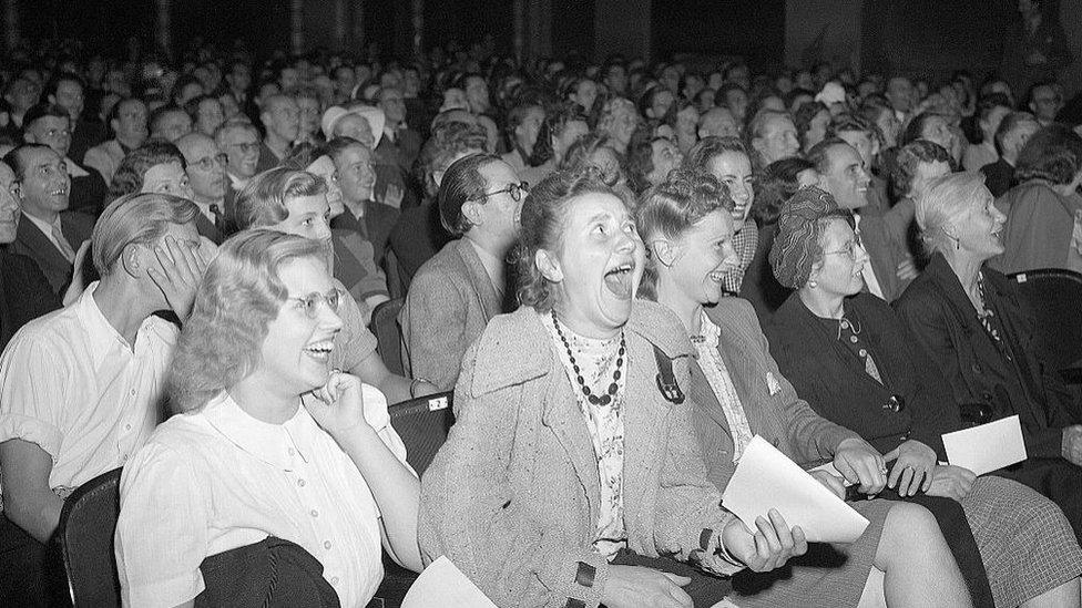 Nemeckie zriteli vpervыe uvideli komediю Čaplina letom 1946 goda