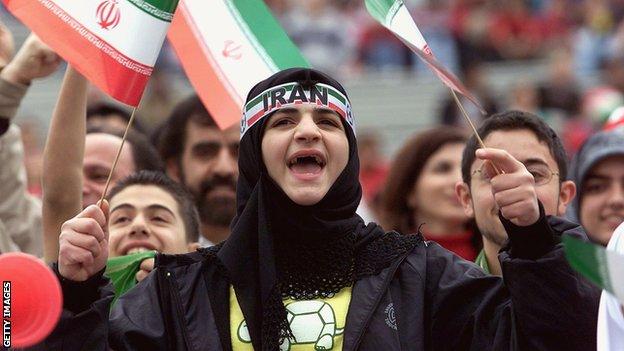 Fudbal, Amerika i Iran: Utakmica koja je zatvorila nebo iznad Amerike 5