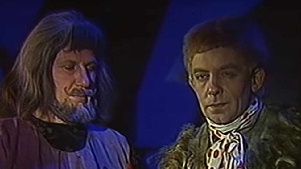 Still from 5TV's Lord of the Rings