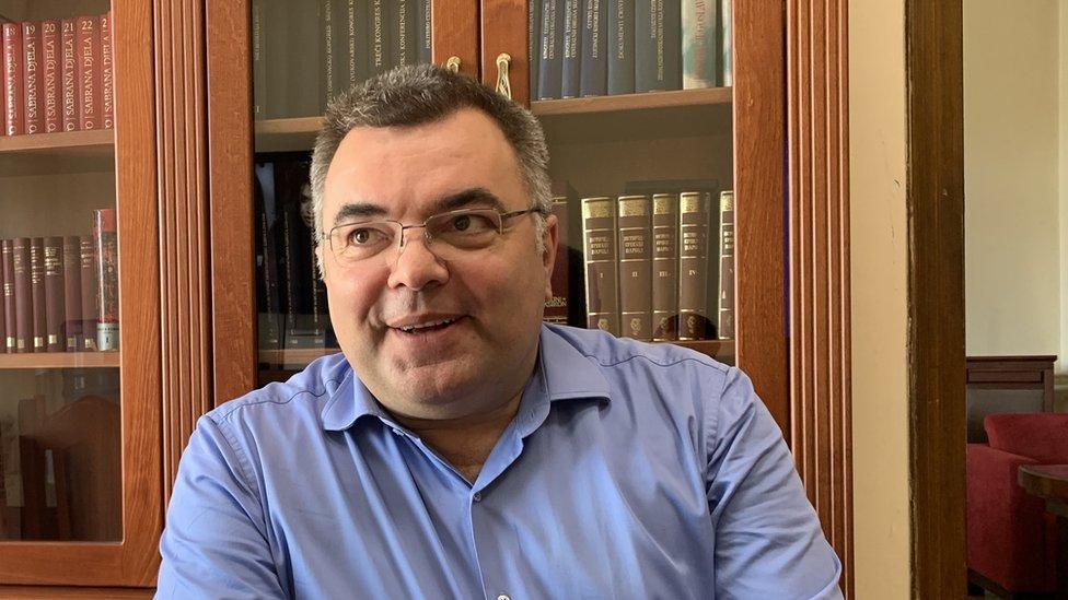 Bojan Dimitrijević bavio se jugolsovenskim ratnim vazduhoplovstvom