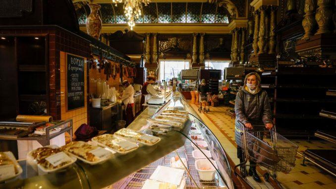 Rusija i hrana: Najstarija pijaca u zatvorenom u Moskvi prestaje da radi posle 120 godina 3