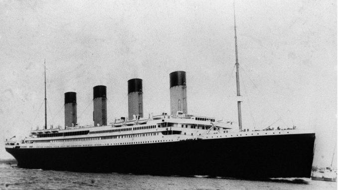 Priča o nesrećnom Titaniku i užasnoj smrti u ledenoj vodi Atlantskog okeana 4