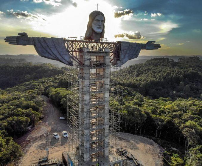 Brazil i kultura: Nova statua Hrista Spasitelja u Brazilu biće viša od prethodne 6