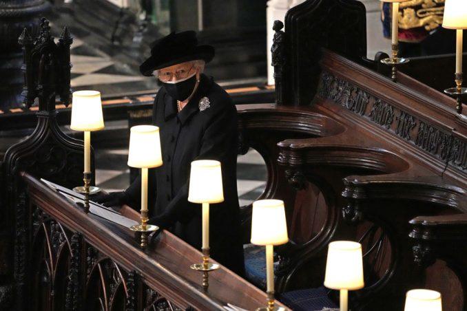 Princ Filip i sahrana: Kraljica i nacija se oprostili od vojvode od Edinburga 4