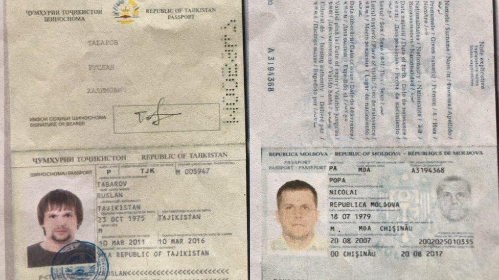 pasoši