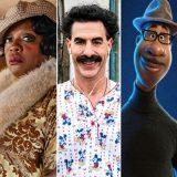 Na dan dodele nagrade Oskar 2021: 19 štreberskih opaski - od Borata do Bosmana 12