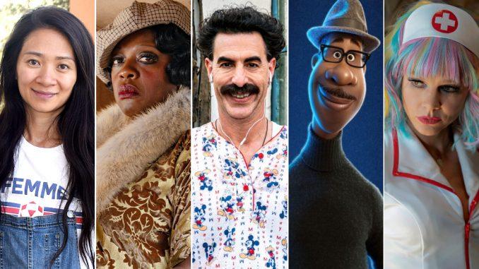 Na dan dodele nagrade Oskar 2021: 19 štreberskih opaski - od Borata do Bosmana 5
