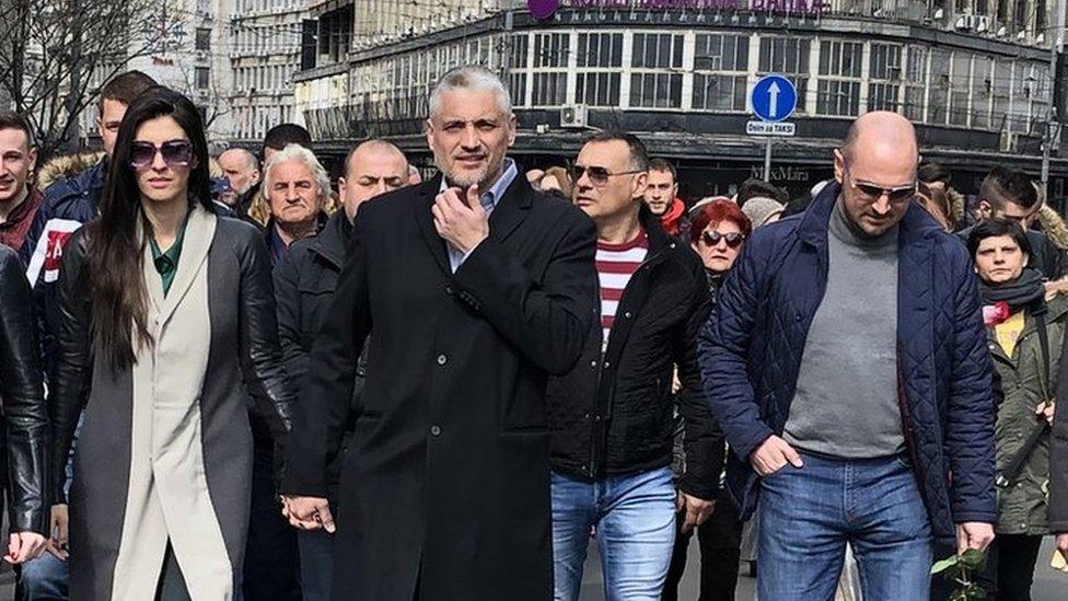 Čedomir Jovanović danas