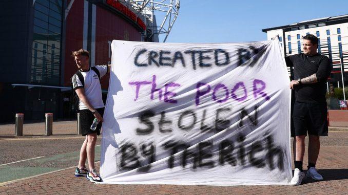 Fudbal i Superliga Evrope: Britanska vlada će učiniti sve da spreči takmičenje, ogorčenje mnogih navijača 2