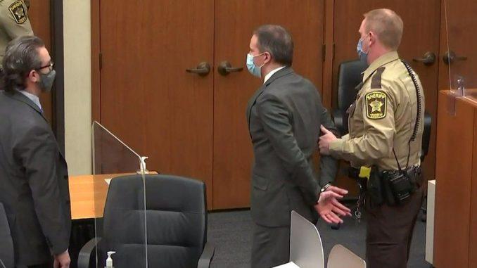 Džordž Flojd: Bivši policajc Derek Šovin kriv za ubistvo 8