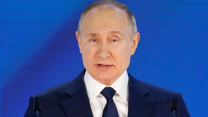 Rusija, Aleksej Navaljni i Vladimir Putin: Predsednik održao godišnji govor, usred tenzija sa Zapadom 5