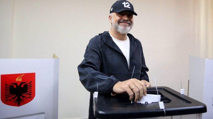 Parlamentarni izbori u Albaniji: Edi Rama nadomak trećeg premijerskog mandata 33