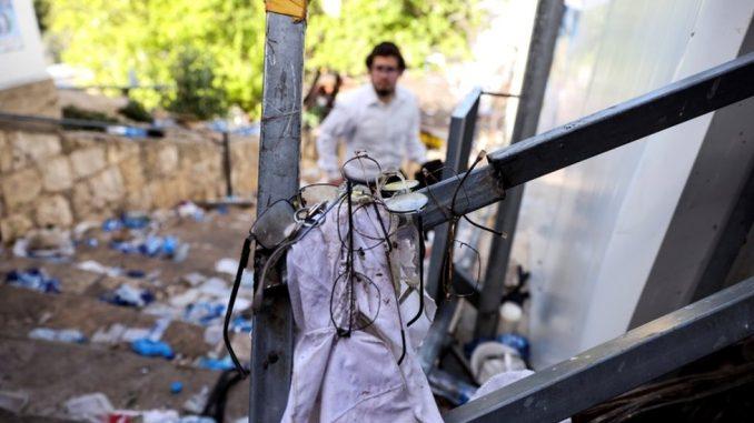 Dan žalosti u Izraelu: Desetine mrtvih u stampedu na verskom festivalu 3