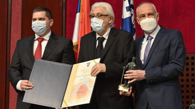 Uručene nagrade grada Beograda za 2019. i 2020. godinu 2