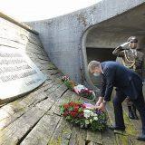 Državni vrh Hrvatske na obeležavanju 76. godišnjice proboja logora u Jasenovcu 5