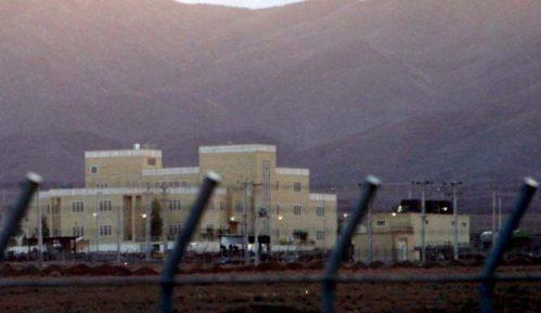 Eksplozija u iranskoj nuklearnoj elektrani Natanz 11
