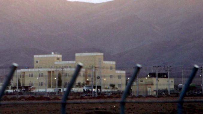 Eksplozija u iranskoj nuklearnoj elektrani Natanz 5