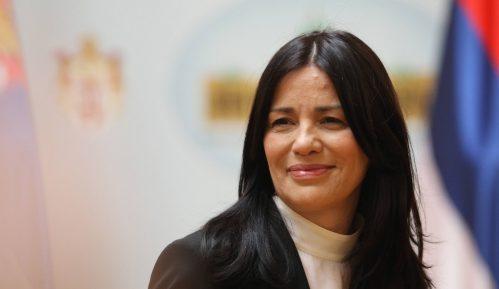 Vasović stupila na funkciju predsednika Vrhovnog kasacionog suda 1