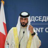 Naser bin Hamad bin Isa al Kalifa: Šeik u poseti 10