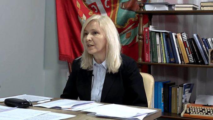 SNS se krije iza Gordane Čomić 4