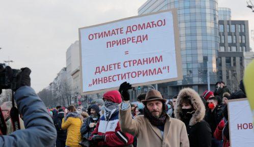 Frilenseri najavljuju štrajk zbog Vladinog predloga 1