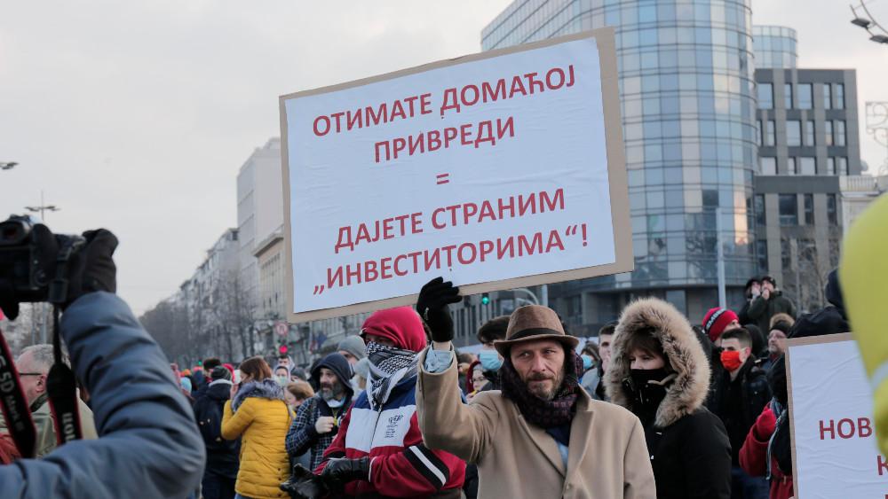 Protest frilensera sutra u 9.30 ispred Skupštine Srbije 1