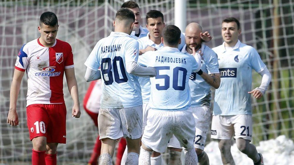 UEFA sumnja da je šest utakmica u Srbiji namešteno u poslednjih mesec dana 1