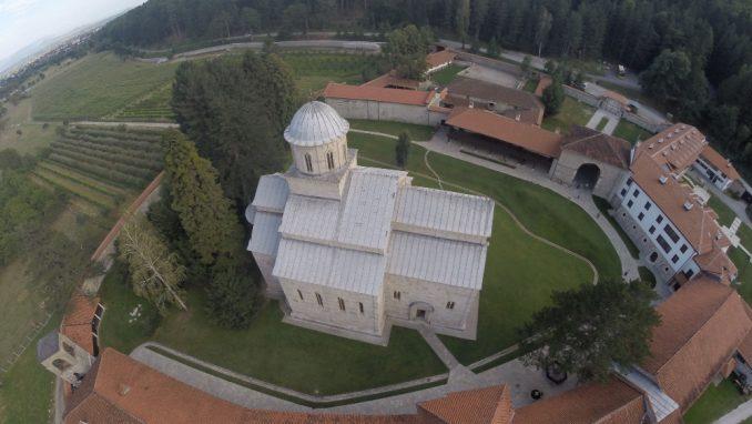 Manastir Visoki Dečani stalno je na udaru 9